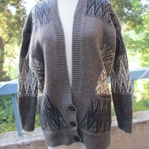 VINCE CASHMERE BLEND SWEATER ~ XS / S ~ POCKETS
